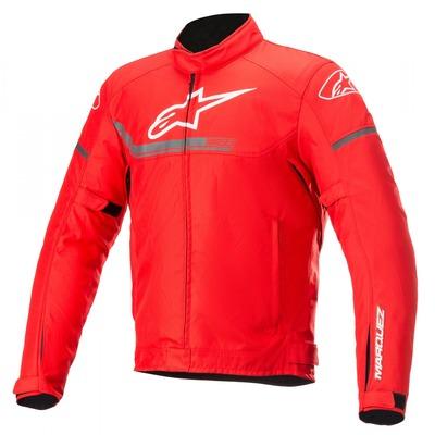 Blouson textile Alpinestars Marc Marquez Austin waterproof rouge