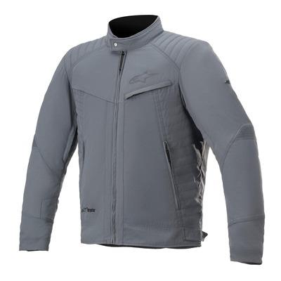 Blouson textile Alpinestars T-Burstun Drystar storm gris