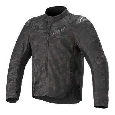 Blouson textile Alpinestars T SP-5 Rideknit noir camouflage