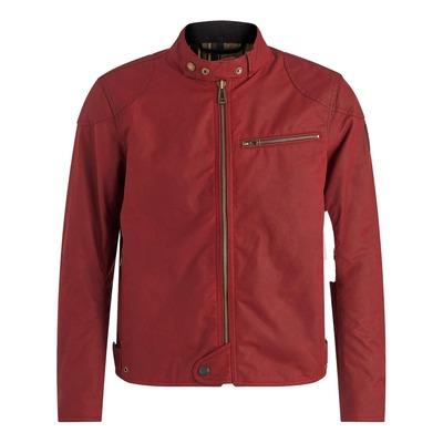 Blouson textile Belstaff Ariel 2 Pro racing rouge