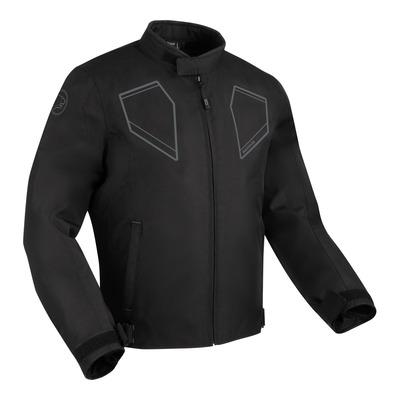 Blouson textile Bering Asphalt noir
