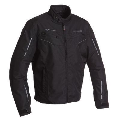 Blouson textile Bering CORSAIRE Noir/Gris