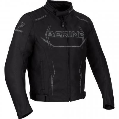 Blouson textile Bering Forcio noir/gris