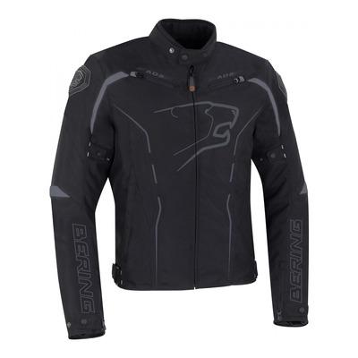 Blouson textile Bering Kaloway noir/gris