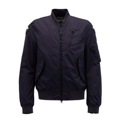 Blouson textile Blauer Maverik bleu