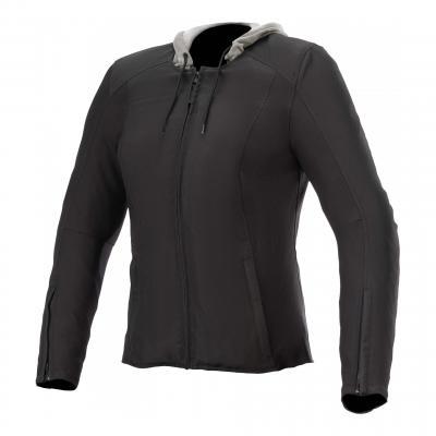 Blouson textile femme Alpinestars Bond noir
