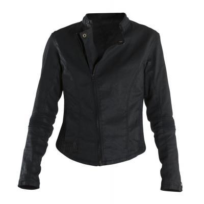 Blouson textile femme Overlap ANNA BLACK