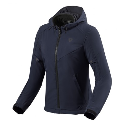 Blouson textile femme Rev'it Afterburn H2O navy