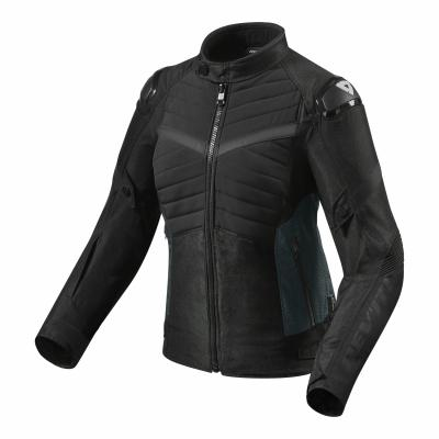 Blouson textile femme Rev'it Arc H2O Ladies noir