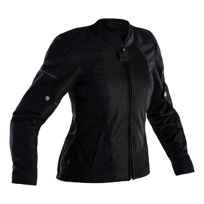 Blouson textile femme RST F-Lite noir