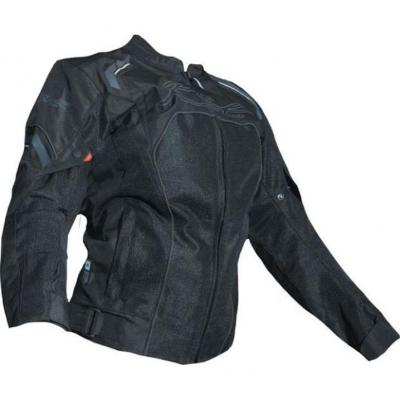 Blouson textile femme RST Spectre Air noir