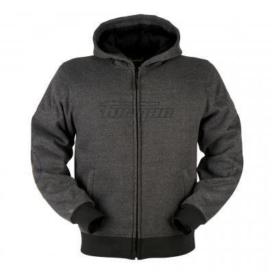 Blouson textile Furygan Brad X Kevlar gris antracite