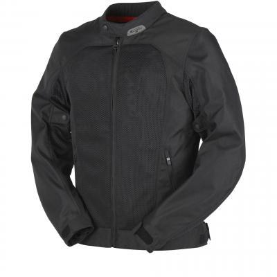 Blouson textile Furygan Genesis Mistral Evo 2 noir