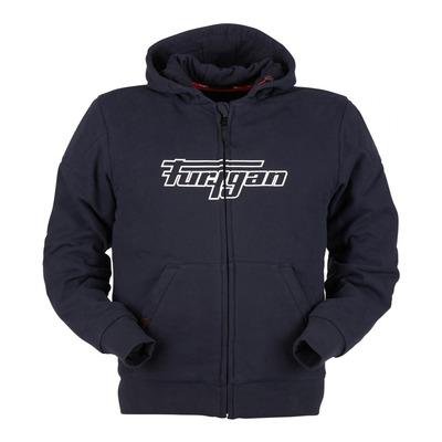 Blouson textile Furygan Luxio Evo bleu