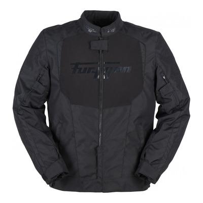 Blouson textile Furygan Norman noir (compatible airbag Furygan)