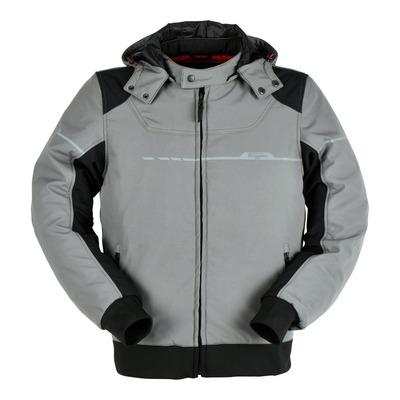 Blouson textile Furygan Sektor Evo noir/gris antharcite