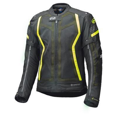 Blouson textile Held AeroSec GTX Top noir/jaune fluo