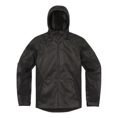 Blouson textile Icon Synthhawk noir