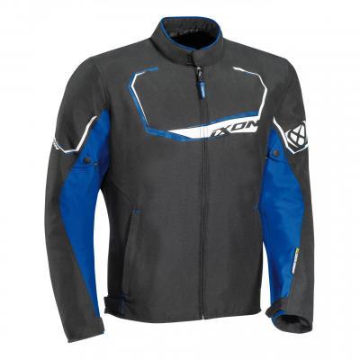 Blouson textile Ixon Challenge noir/bleu