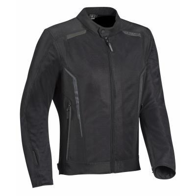Blouson textile Ixon Cool Air noir