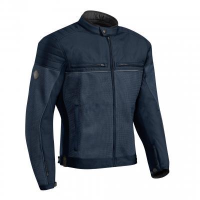 Blouson textile Ixon Filter bleu