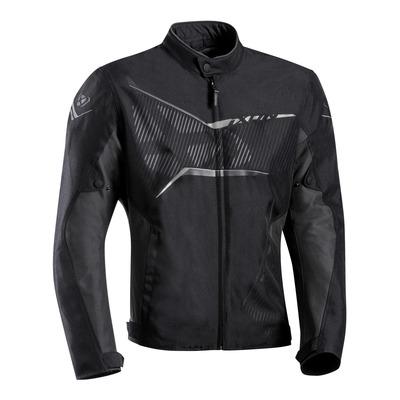 Blouson textile Ixon Slash noir/anthracite
