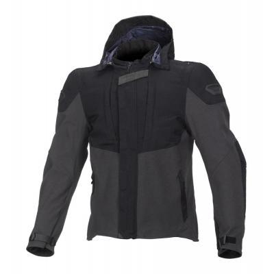 Blouson textile Macna Hoodini noir
