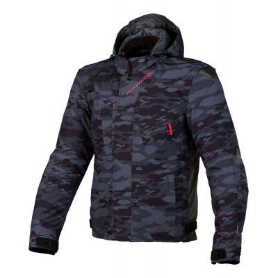 Blouson textile Macna Redox urban camo