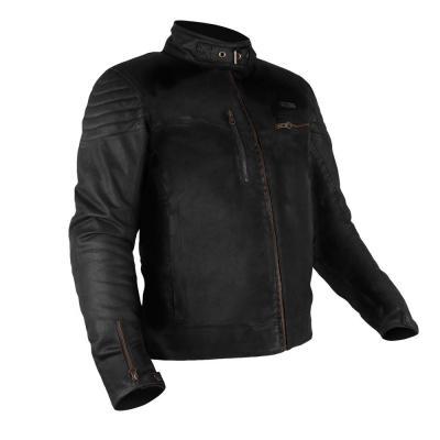 Blouson textile Overlap MIKE noir