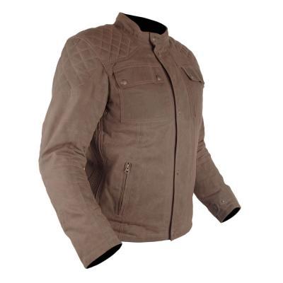 Blouson textile Overlap PHIL 2 marron