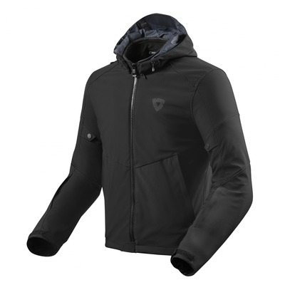 Blouson textile Rev'it Afterburn H2O noir