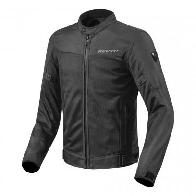 Blouson textile Rev'it Éclipse noir