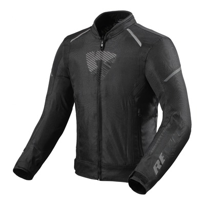 Blouson textile Rev'it Sprint H2O noir/anthracite