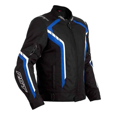 Blouson textile RST Axis noir/bleu/blanc