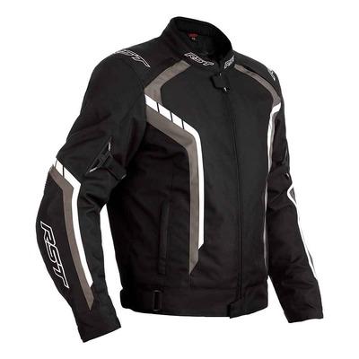 Blouson textile RST Axis noir/gris/blanc