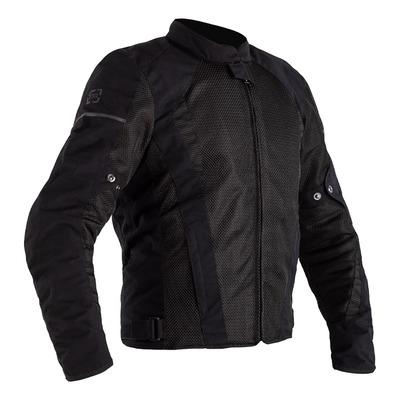 Blouson textile RST F-Lite Airbag noir
