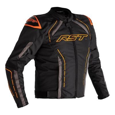 Blouson textile RST S-1 noir/gris/orange