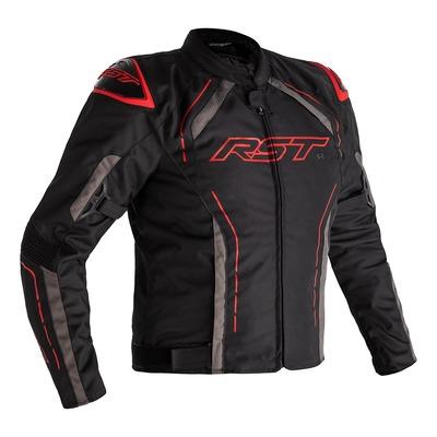 Blouson textile RST S-1 noir/gris/rouge