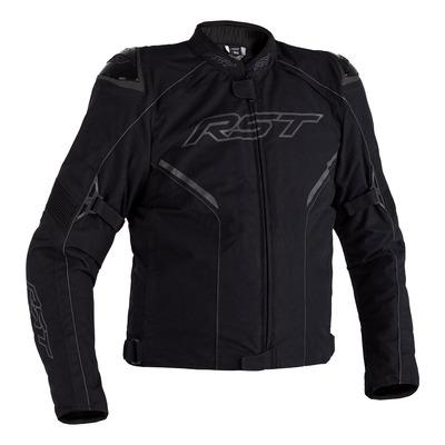 Blouson textile RST Sabre Airbag noir