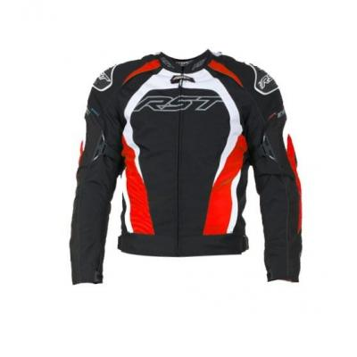 Blouson textile RST Tractech Evo II rouge