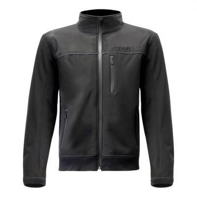 Blouson textile S-Line Sline Design Softshell noir
