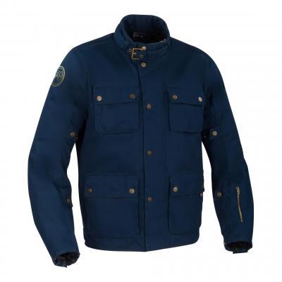 Blouson textile Segura Nick bleu navy