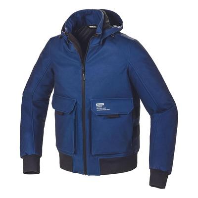 Blouson textile Spidi Metromover noir/bleu