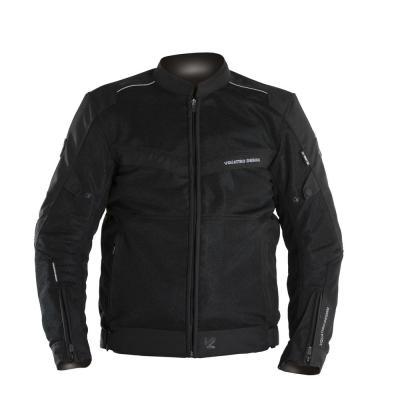 Blouson textile V'Quattro VE-21 noir