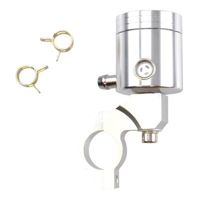 Bocal maître cylindre de frein alu Tun'r argenté