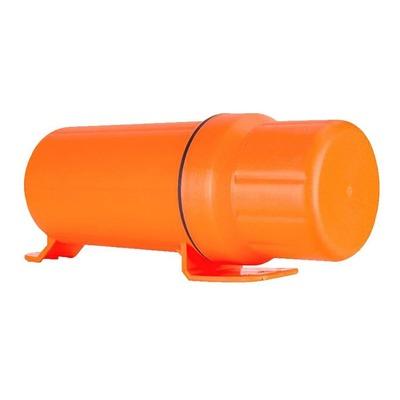 Boîte à outils Bike Tek Tube orange