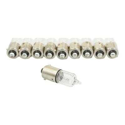 Boite d'ampoules blanche Flosser 12V 5W culot BA9S
