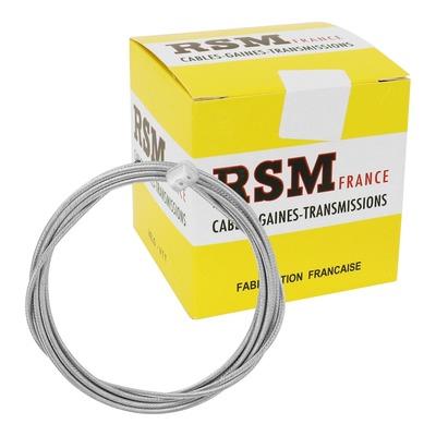 Boîte de 25 câbles d'embrayage RSM 8x8mm Ø 2mm 20/10 2m