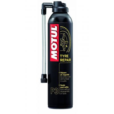 Bombe anti-crevaison Motul P3 Tyre Repair 300ml