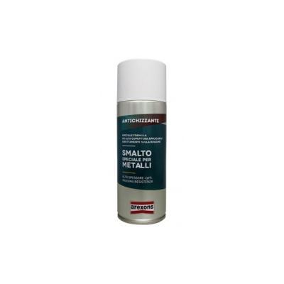 Bombe d'apprêt Arexons anti-rouille gris fond de préparation métaux - 400 ml